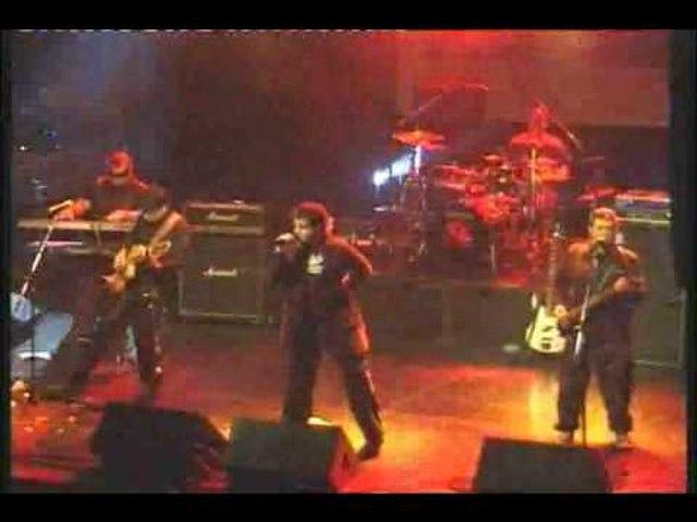 Richter - Casa Fantasma (En vivo: The Roxy)