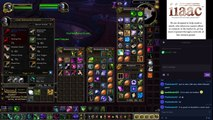 The most Unprofessional Stream World of Warcraft Demon Hunter 2017-060 WoW is now EverQuest complete with Crack Fiends