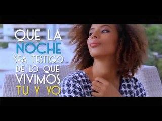 Carolina Isaac - Bailemos (Video Lyrics Oficial )