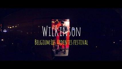 Wilkinson - Tour Diary