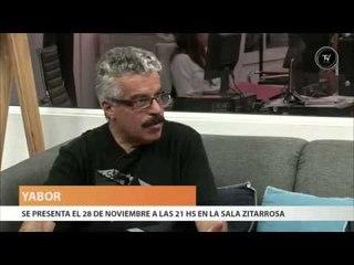 """Yabor en """"El Observador TV"""", Programa """"Actualidad"""" conducido por Jaime Clara"""