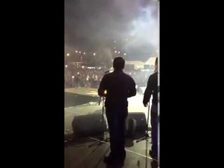 Nacho Acero- Te quise tanto Venezuela (En Vivo)