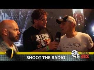 Otra Vuelta - Cosquín Rock 2017 - Shoot the radio (Zeta Bosio)