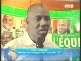 Sidy Augustin Diallo lance sa campagne pour la présidentielle de la FIF