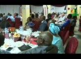 Echange entre les membres du club des hommes d'affaires Franco-Burkinabé