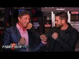 Pacquiao vs. Algieri- Final Los Angeles press conference with Sylvester Stallone