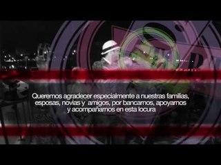 TO.P.T en vivo - 15 - CREDITOS DEL DVD