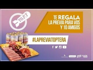 Topt entregó #LaPreviaToptera N° 1