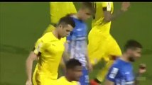 Penalty Goal Hodzic(11) NK Lokomotiva Zagreb vs Dinamo Zagreb - Video Dailymotion