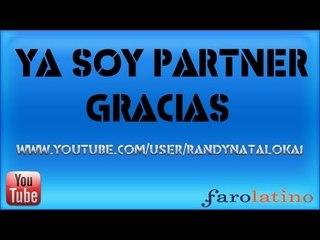 Ya soy Partner Gracias.