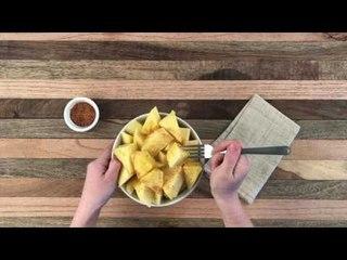 Cómo cortar frutas de distintas maneras