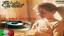 LA MIA MUSICA/STELLE - Schola Cantorum 1976 (Facciate:2)