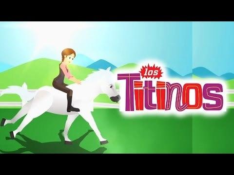 Los Titinos - Arre Caballito (Canción Animada)