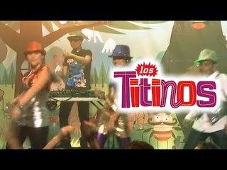 Los Titinos - Mark El Delfin (Karaoke En Vivo)