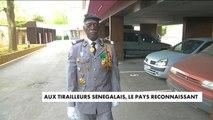 Aux tirailleurs sénégalais, le pays reconnaissant - France
