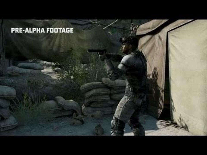 Splinter Cell Blacklist : Gameplay