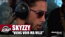 """Skyzzy """"Viens voir ma ville"""" #PlanèteRap"""