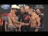 UFC 178 weigh in + face off: Donald Cerrone vs. Eddie Alvarez