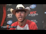 UFC 178 video: Donald Cerrone does not give a sh*t about title. Looks to put Eddie Alvarez away