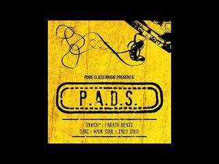 P.A.D.S. - Vol. 1 [Beat Tape   Hip Hop]