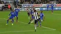 Newcastle United vs Leeds United 1-1 - Championship - All Goals & Highlights HD - 14-04-2017