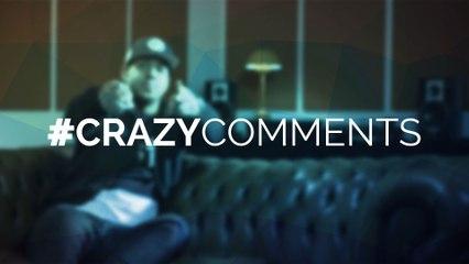Brandon Beal - #CrazyComments