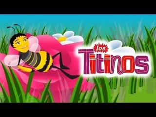 Los Titinos - La Abeja Y La Pulga (Canción Animada)