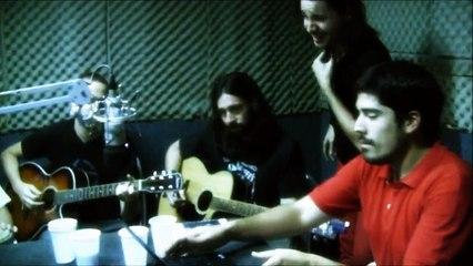 Danann, Robot Zonda y Zelen delirando en FM La Boca
