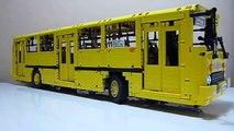 Lego Technic Ikarus Bus Door Mechanism-8