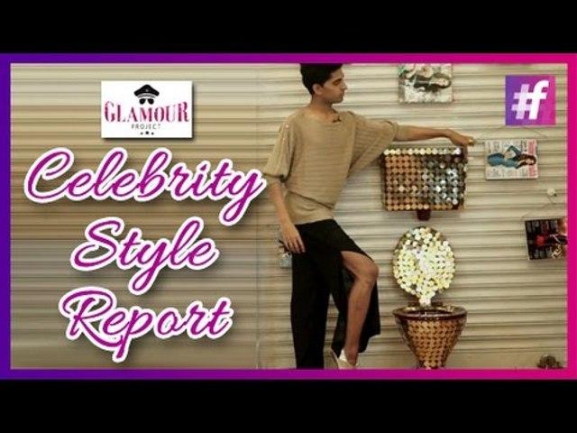 Celebrity Style Report | Sushant Divgikar