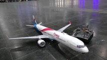 AMAZING RC BOEING 757-300 SUPER LIGHTWEIGHT MODEL AIRLINER FOR INDOOR FLIGHT PRESENTED _ 2017-9VuP