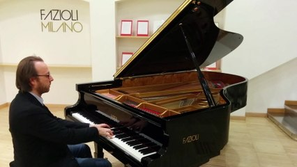 Roberto Prosseda - Mozart: Presto (Piano Sonata No.5 in G, K.283)