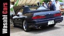 Velvet Blue - 1988 Nissan Silvia K's Convertible  - S13_CA18DET-Wf