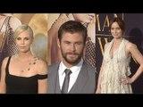 """The Huntsman: Winter's War"" Premiere Chris Hemsworth, Charlize Theron ARRIVALS"