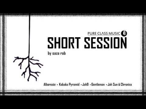 Short Session by Saza Rob (Reggae New Roots 2013)