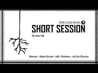 Short Session by Saza Rob (Reggae New Roots 2013)