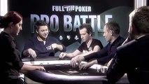 Full Tilt Poker Pro Battle - Эмоции за столом (ep03)