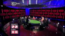 Late Night Poker 2009 - Ep8 Highlights - Good Call From Trickett 01