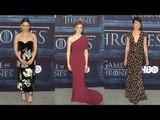 """Game of Thrones"" Season 6 LA Premiere Emilia Clarke, Lena Headey, Sophie Turner ARRIVALS"