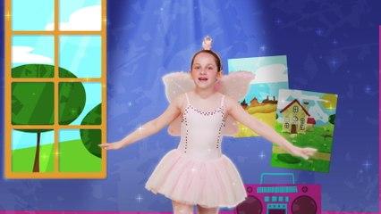 O Mundo Da Sara - Ser Bailarina