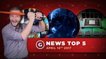 Star Wars Battlefront 2 Trailer Leaks & Microsoft Offering Refunds, and More! - GS News Top 5
