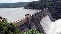 İnanılmaz Su Gücü Baraj tahliye Rusya Fransa ve ABD