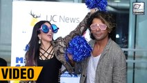 Sunil Grover and Sunny Leone's FUNNY Videos During IPL