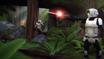 Star Wars - Galaxy of Heroes - 'Save the Forestgcgd Moon of Endor' Event