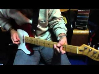 intro Reconsider Baby Eric Clapton by GUS QUIN LESSON WHY TABS