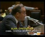 Alan Greenspan: Economic Forecast - Monetary Report - Gold, Currency (1990) part 4/4