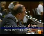 Alan Greenspan: Economic Forecast - Monetary Report - Gold, Currency (1990) part 3/4