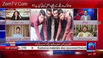 Debate Between Fareed Paracha & Meher TararDebate Between Fareed Paracha & Meher Tarar