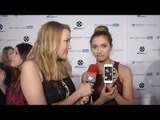 Alyson Stoner Interview 2016 Hollywood Dance Marathon Red Carpet