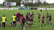 LITHUANIA / LATVIA - RUGBY EUROPE U18 CONFERENCE 1